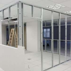 Divisórias Gesso Acartonado Drywall