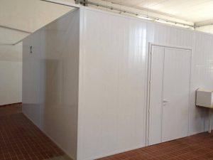 divisoria pvc areas umidas laboratorios hospital veterinario cozinha acougue