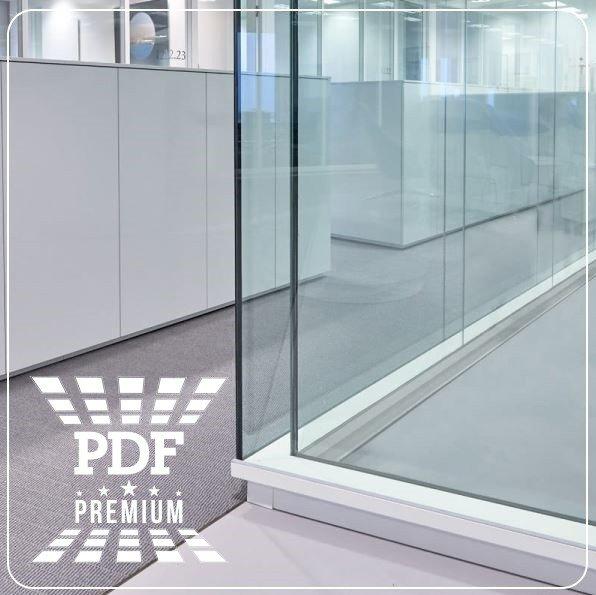 Image result for divisoria de vidro acustico