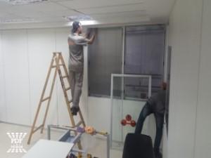 serviço de montagem de divisórias de vidro em São Paulo
