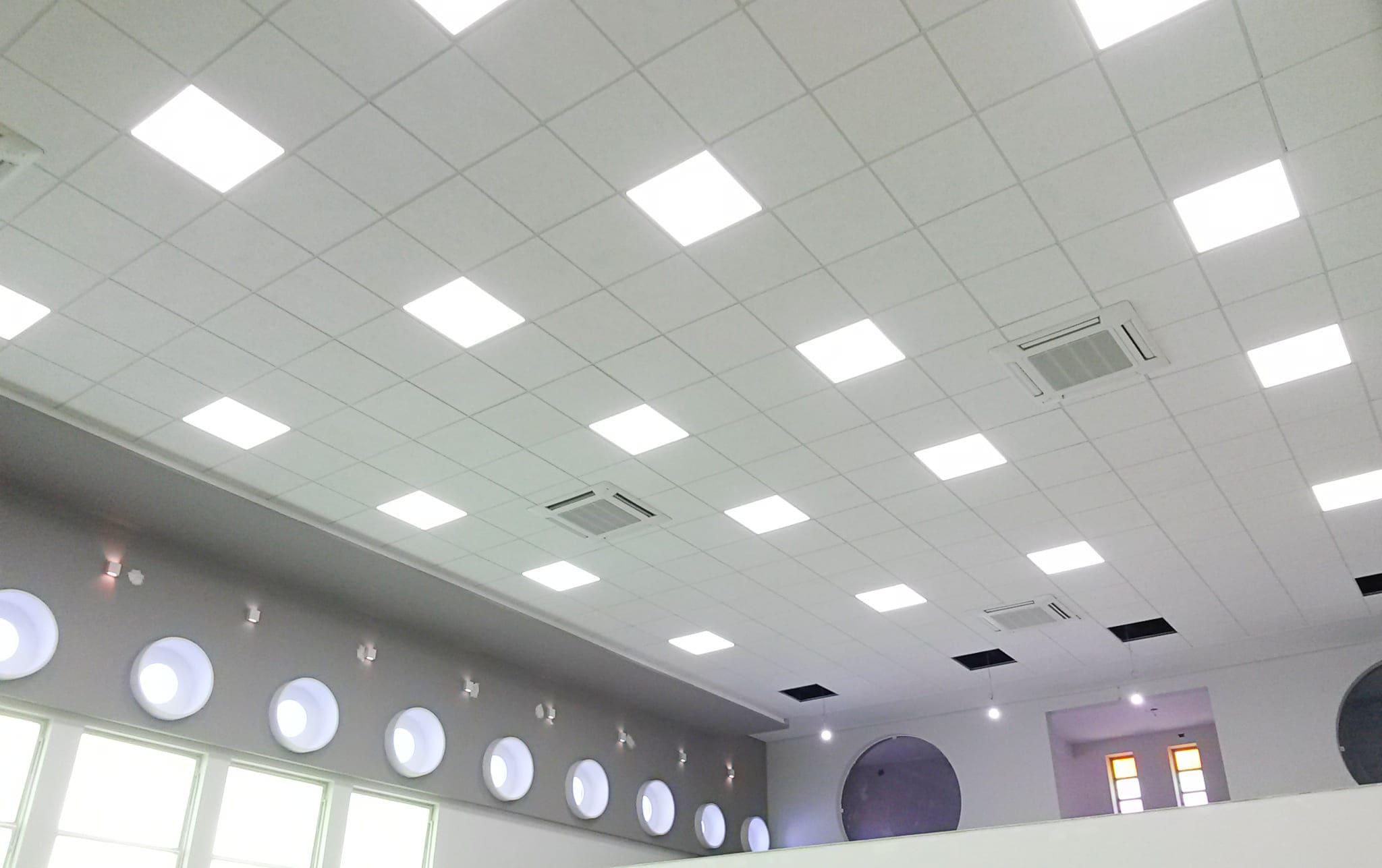 forro de teto para escritório PDF Premium